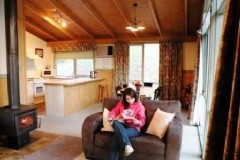 Upper Murray Resort: Quality Cottages
