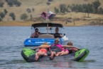 Fun on Lake Hume & enjoy our private boat ramp