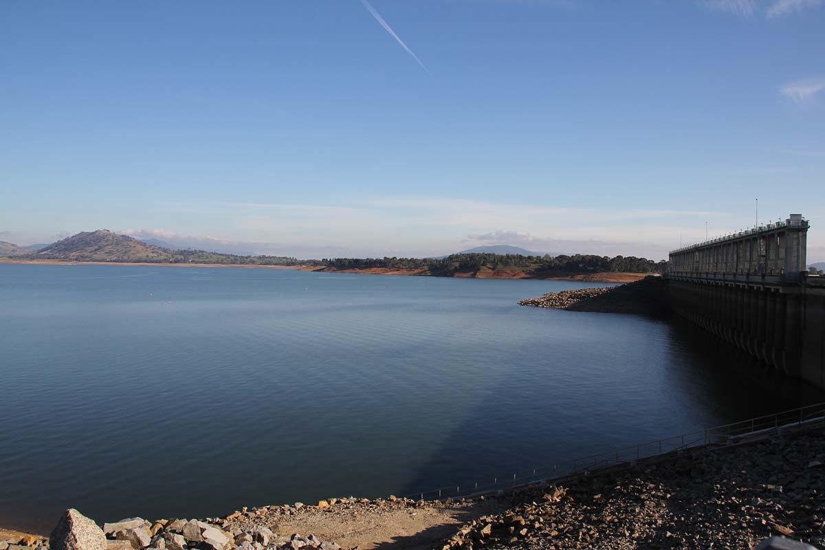 Hume Dam
