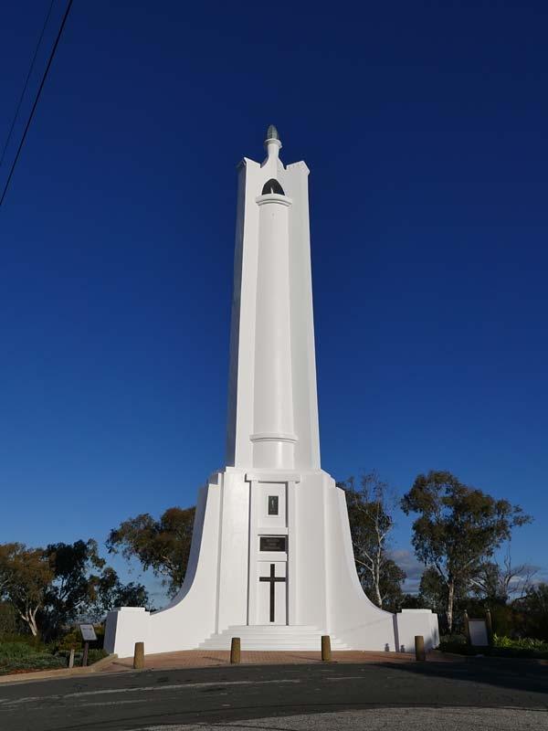 Albury Monument