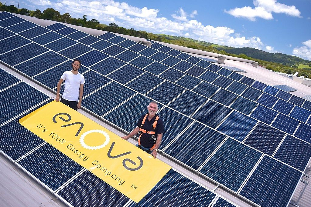 Enova Community Energy - Part of Australia's Renewable Energy Solution