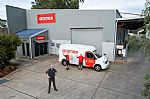 Successful local Albury courier business rebrands to Aramex