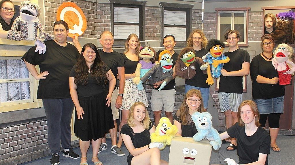 Revolution Theatre Productions Presents Avenue Q