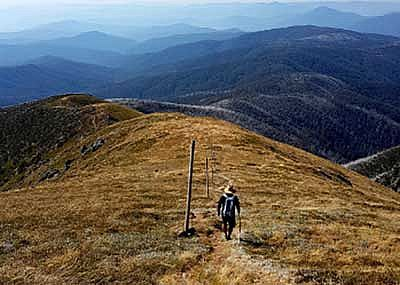 Best Walks of Vic's High Country by Albury Author Out Now