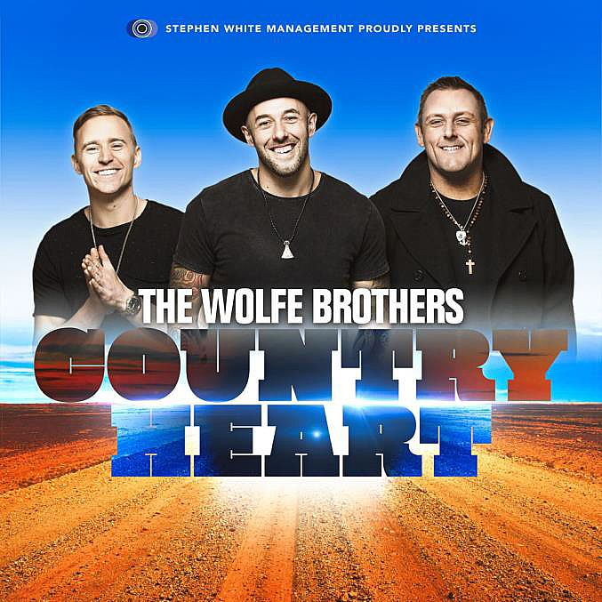 The Wolfe Brothers Continue Their Country Heart National Tour