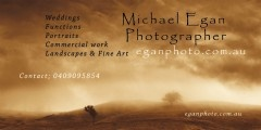 Michael Egan Photographer