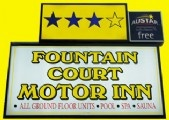 Fountain Court Motor Inn