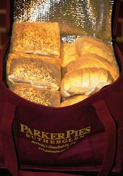 Parker Pies Cooler Bag