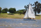 Sailing from your doorstep on Lake Hume
